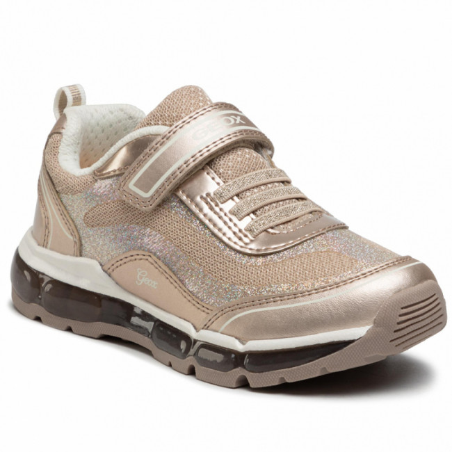 Sneakersy GEOX - J Android G. A J1545A 014AJ C2010 S Platinum