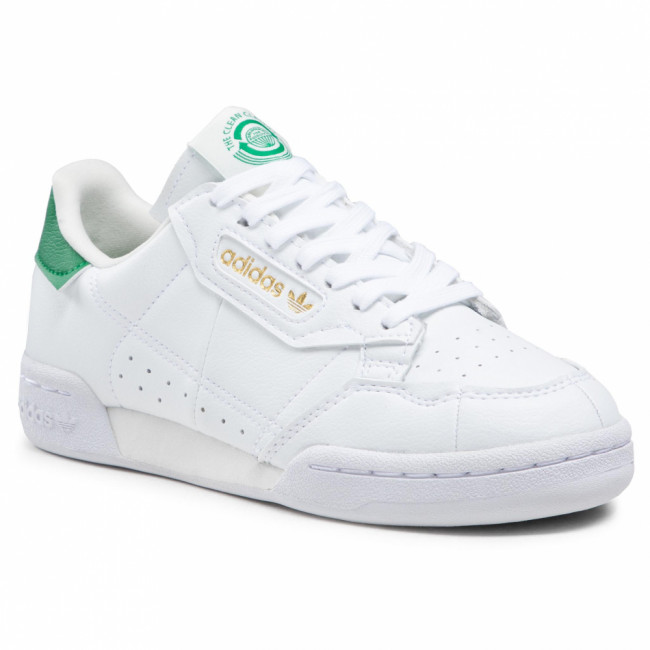 Topánky adidas - Continental 80 FY5468 Ftwwht/Owhite/Green