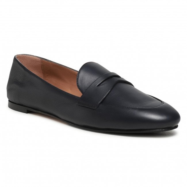 Lordsy BOSS - Carrie Loafer 50453543 10224150 01 Dark Blue 401