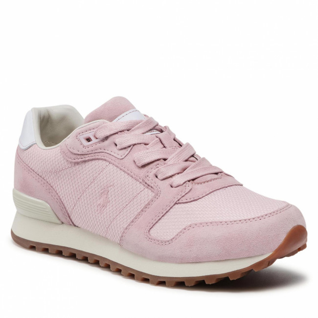 Sneakersy POLO RALPH LAUREN - Classic Runr 804833917003 Pink