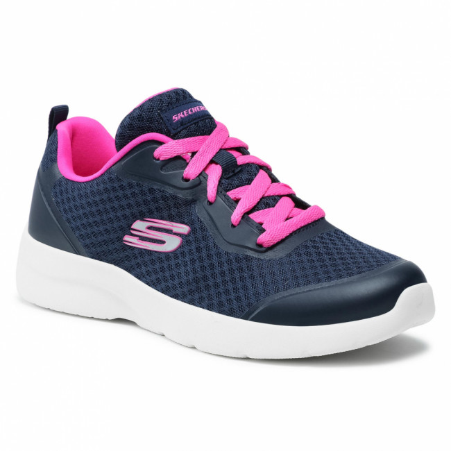 Topánky SKECHERS - Special Memory 149541/NVHP Navy/Hot Pink