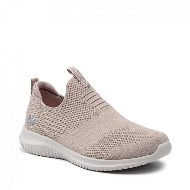 Poltopánky SKECHERS - First Take 12837/TPE Taupe