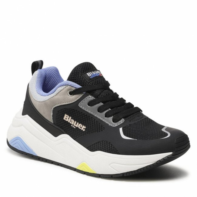 Sneakersy BLAUER - S1TAYLOR01/MES Black