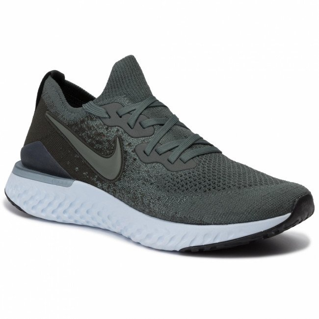 Topánky NIKE - Epic React Flyknit 2 BQ8928 301 Mineral Spruce/Mineral Spruce
