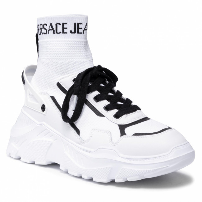 Sneakersy VERSACE JEANS COUTURE - 71YA3SC6 ZS054 003