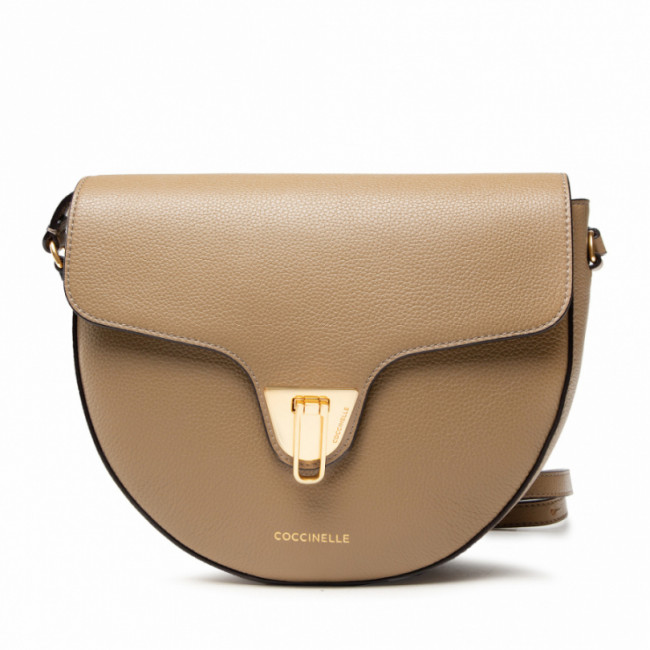 Kabelka COCCINELLE - IF6 Beat Soft E1 IF6 15 01 01 Taupe N75