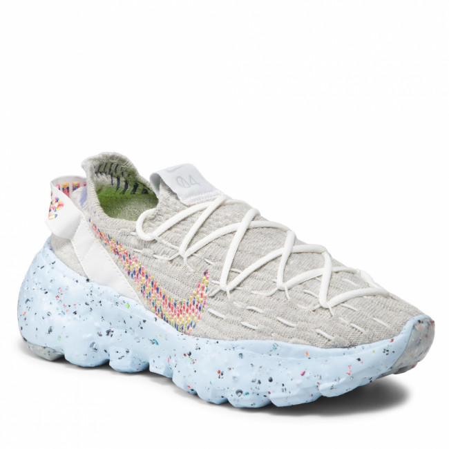 Topánky NIKE - Space Hippie 04 CD3476 102 Summit White/Multi Color