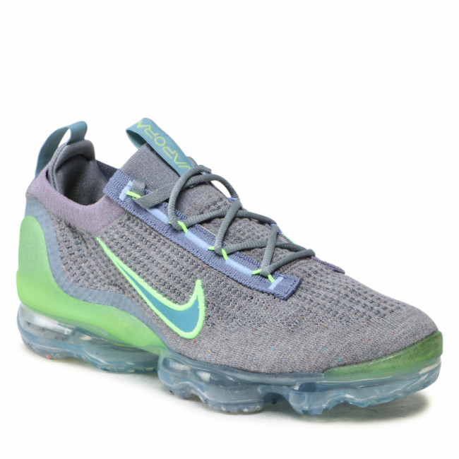 Sneakersy NIKE - Air Vapormax 2021 Fk DH4084 003 Particle Grey/Cerulean