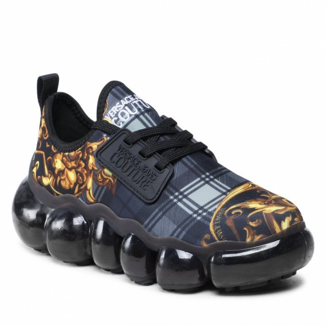 Sneakersy VERSACE JEANS COUTURE - 71VA3SN1  ZS033 G80