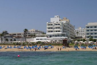 Cyprus, Hotel Silver Sands 3*