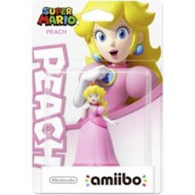 Amiibo Super Mario Peach
