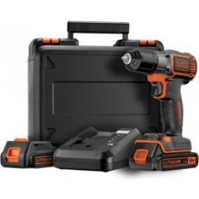 Black & Decker ASD18KB-QW