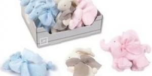 "Pasito a Pasito Cupcake Accessories ""Cuddly Toy"