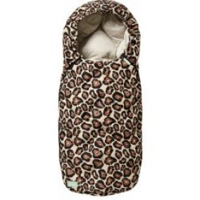 Desing by Voksi Stroller bag going leopard