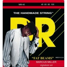 DR Strings MM-45 Marcus Miller Fat Beams
