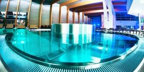Luxusný WELLNESS & SPA pobyt v HOLIDAY INN****