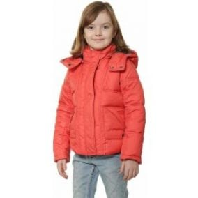Roxy Baggy Times Kid's bright pink