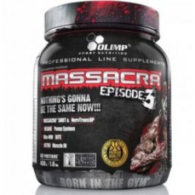 Olimp MASSACRA Episode 3 450 g