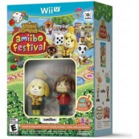 Animal Crossing: Amiibo Festival with Isabelle