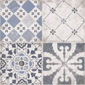 CRETA Decor Grey 20X20 ( CRT003 )