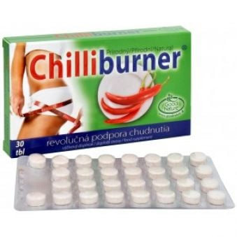 Good Nature Chilliburner 30 tbl. AKCE