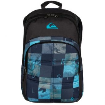 Quiksilver Batoh New Burst 21L Checks Hawaiian