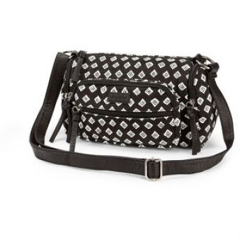 Volcom Crossbody taška Cruz Shoulder Bag Black
