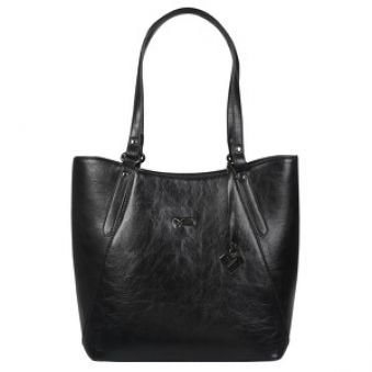 LYLEE Elegantná kabelka Alina Shopping Bag Black +