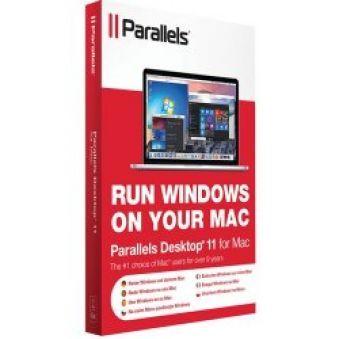 Apple Parallels Desktop 11 for Mac Retail Box EU