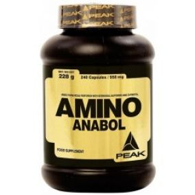Peak Amino Anabol 240 tabliet