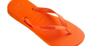 Havaianas Top India Orange AKCIA