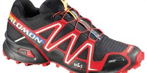 Salomon Spikecross 3 CS AKCIA