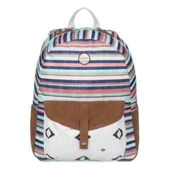 Roxy Batoh Carribean 18L Yandai Stripe