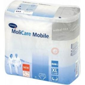 MoliCare Mobile Extra Large 14 ks