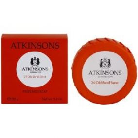 Atkinsons 24 Old Bond Street mydlo 150 g