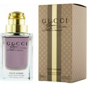 Gucci Made to Measure voda po holení 90 ml