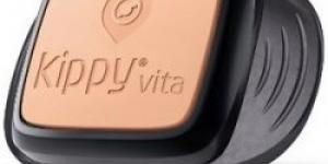 Kippy VITA GPS & Activity Monitor