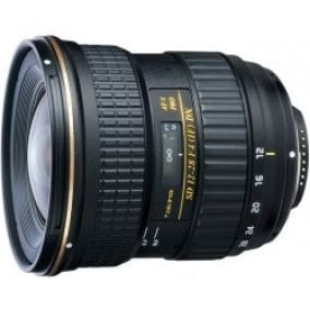 Tokina 12-28mm f/4 DX Canon