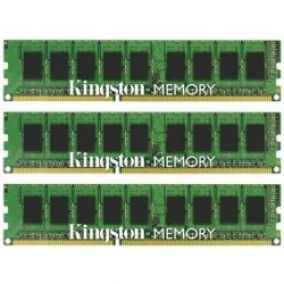 Kingston DDR3 24GB 1333MHz ECC CL9 (3x8GB)