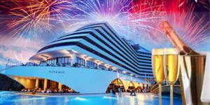 Silvester v luxusnom 5* hoteli s ALL INCLUSIVE a