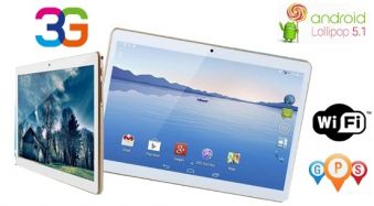"Multimediálny 9.7"" tablet T90 s 3G SIM, GPS a ANDROID 5.1"