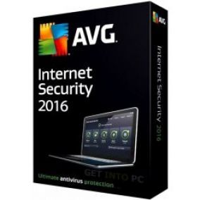 AVG Internet Security 2016 1 lic. 12 měs.