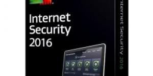 AVG Internet Security 2016 1 lic. 12 mes.