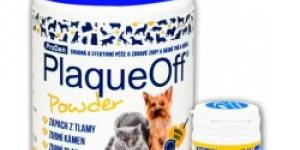 SweDenCare PlaqueOff Animal 180g