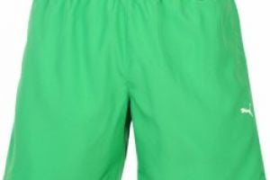 Puma Beach Shorts Mens Green