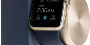 Native Union Dock Apple Watch