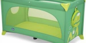 Chicco Easy Sleep Green Jam