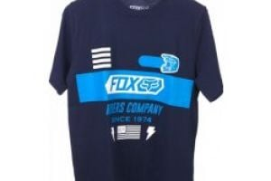 Fox Youth Osage SS Tee indigo YS