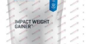 MY PROTEIN IMPACT WHEY GAINER 2500 G