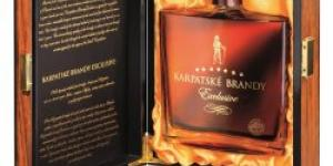 Karpatské Brandy Exclusive 0,7 l